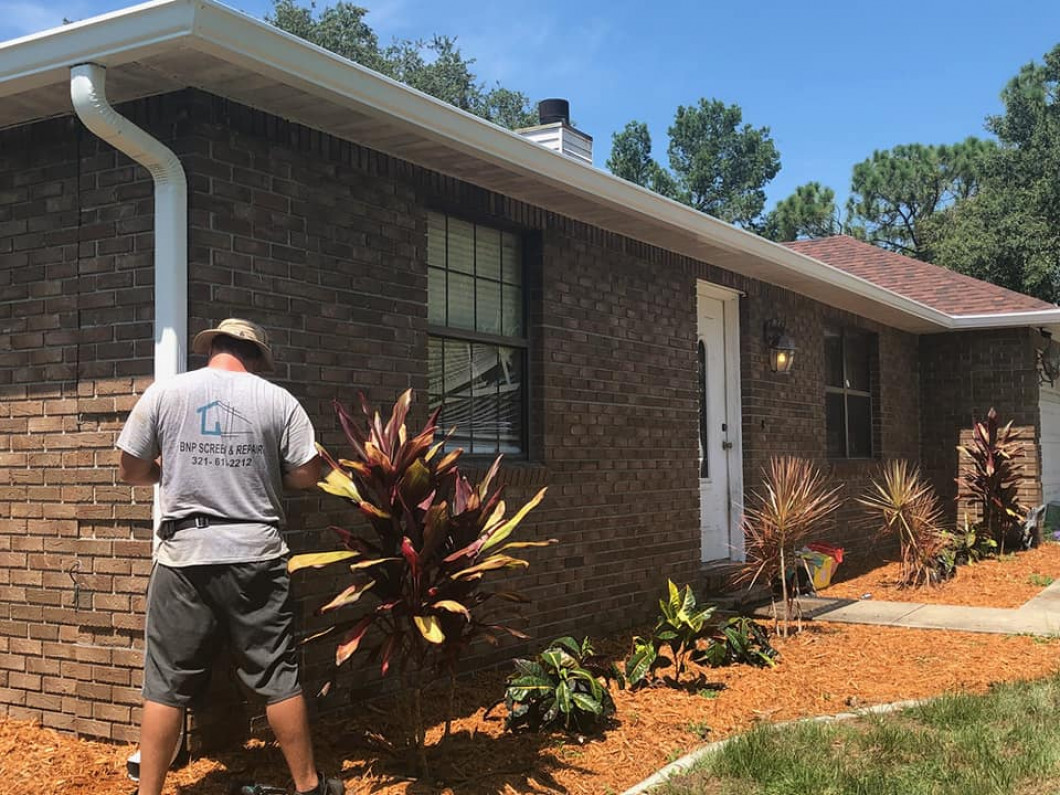 Discover the benefits of seamless gutter installation